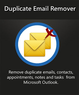 Outlook Duplicate Email Remover